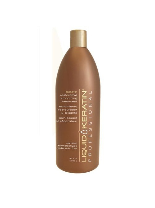 Liquid Keratin Restorative Smoothing Treatment 35oz