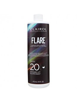 Flare Premium Cream Developer 20  16oz