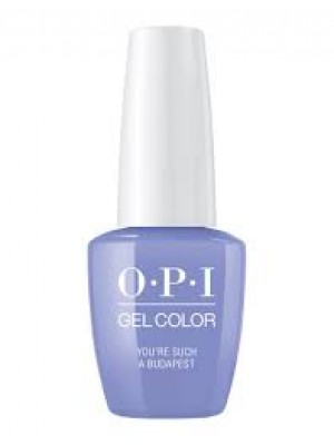 OPI Gel Color - You're Such A Budapest