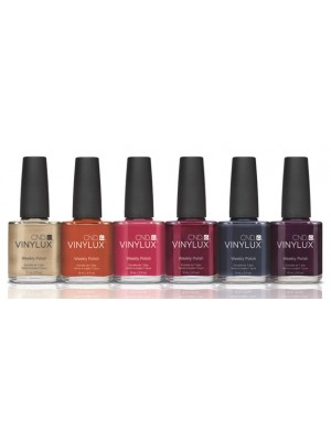 Vinylux Modern Folklore Collection  Fall 2014