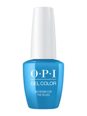 OPI Gel Color - No Room for the Blues